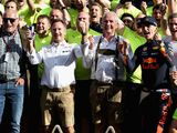 Christian Horner praises 'disciplined' and 'mature' Max Verstappen