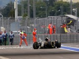 Lotus begins investigation into Grosjean crash