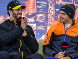 "Ricciardo encouraged by ""big result"" of future team McLaren"