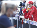 """""""Dizzy"""" Leclerc expecting recovery after battling sprint"""