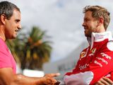 Montoya: Vettel and Alonso the two best drivers in F1