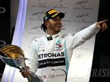 Hamilton reveals Mercedes rating for 2019 F1 season