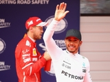 First bite at a fourth title for Hamilton