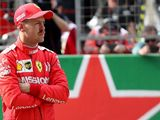 Sebastian Vettel insists he is at the top of his game with no plans to quit