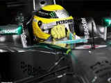 Rosberg tops wet FP1 at Brazil