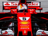 Vettel quickest in opening session in Abu Dhabi