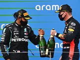 Formula 1 front-runners praise Hamilton for win record