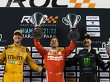 Vettel single-handedly wins ROC Nations Cup for Germany