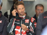 Grosjean Pleased with Wet Qualifying Improvement in Spa Following Fifth Place Finish