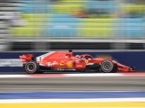 FP3: Vettel tops a Ferrari 1-2 in Singapore