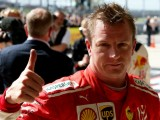 Raikkonen 'very happy' to be leaving Ferrari