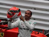 Hamilton's class shines through with a win for Niki