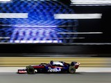 Toro Rosso's Albon had 'fireball in my face' before Bahrain points