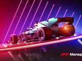 F1 MANAGER Update Takes To The Track