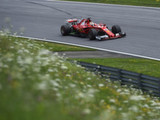 Vettel quickest as Hamilton suffers brake scare