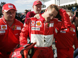 Mass talked Schumacher into joining Ferrari
