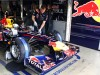 Mechanical work and aero-mapping for Red Bull