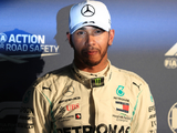 "Lewis Hamilton Pleased To Close Gap But Ferrari ""Really Fast On The Straights"""