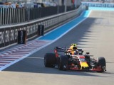 Verstappen and Red Bull lead the way in Abu Dhabi FP1