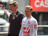 Magnussen Happy at Haas but Would Consider Offers from Top Teams