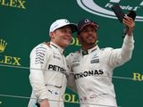 Hamilton/Bottas relationship is in a different league - Toto Wolff