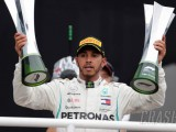 Hamilton to race with #1 on nose of car in Abu Dhabi