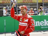 Sebastian Vettel thought he'd blown Mexican GP pole lap with error