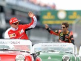 Grid overview: Formula 1 drivers of 2015