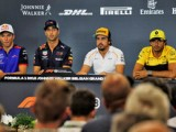 Belgian GP Thursday Press Conference - Part 1