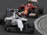 Finishing ahead of Ferrari 'very positive' - Massa