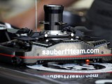 Fong and Nissany complete Sauber F1 test