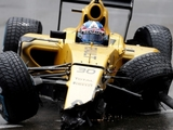 Palmer: Early Monaco exit caused reset