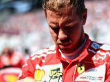 Sebastian Vettel keen to 'protect' Ferrari after Suzuka retirement