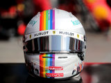 Vettel's 'Diversity' helmet raises €225,000 for charity