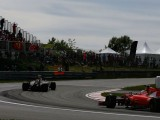 Sebastian Vettel entertained by charge to fifth in Canada