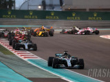 F1 using overtaking simulation to review circuit design