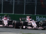 Force India F1 team decides against team orders for Perez and Ocon