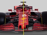 Sliders: Compare the Ferrari SF1000 and SF21