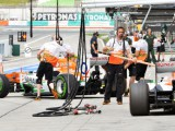 Force India bemoan lost opportunity