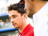 Sainz expects game of catch-up with Leclerc
