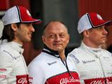 F1 2019 a 'big opportunity' for Alfa Romeo - Vasseur