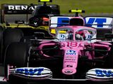 F1 rivals unhappy with 'confusing' Racing Point sanction