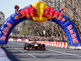 Red Bull stops off in Tokyo