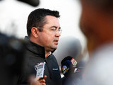 Boullier in angry exchange with 'Freddo journo'