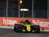 Sainz Jr. Left Positive after 'Straightforward Friday' in Singapore