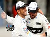 VIDEO: Synergy - Jenson Button & Fernando Alonso On Teamwork At McLaren-Honda | Mobil 1 The Grid