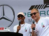 Now Bottas re-signs with Mercedes