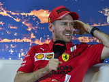 Vettel eager to see how Ferrari compare to Mercedes