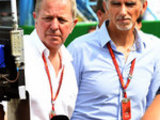 Brundle: Lewis masters the zone