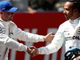 Valtteri Bottas delivers Lewis Hamilton a wake-up call